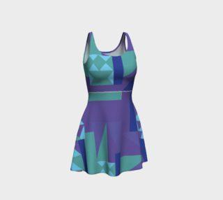 Erie Blue Dress preview