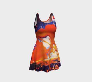 Aperçu de Abstract Orange SPLASH beauty