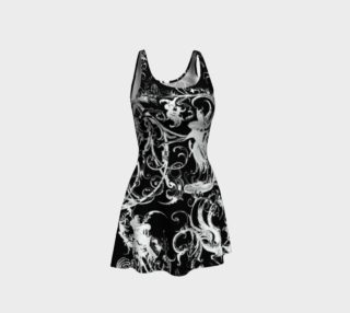 Aperçu de Grotesques B&W - Flare Dress