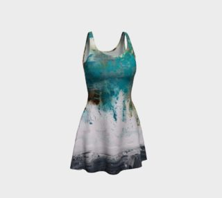 Matt LeBlanc Art Flare Dress - Design 001 preview