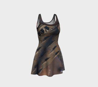 Industrial Skater Dress preview