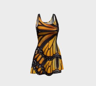 Mondo Monarch Butterfly Flare Dress preview