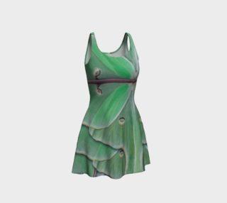 Aperçu de Mondo Luna Moth 2 Flare Dress