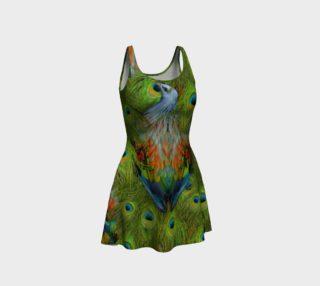 Aperçu de Nicobar-Peacock Fantasy Flare Dress