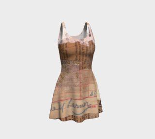 Ida Larner Flare Dress preview