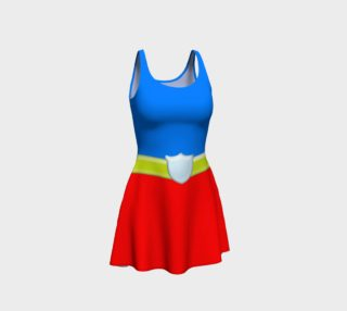 Aperçu de Super Hero Cosplay Costume dress by Tabz Jones