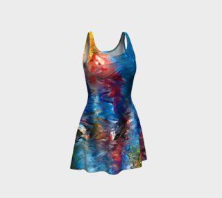 Wonder Flare Dress preview