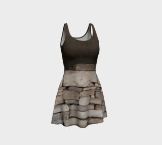 Textural Antiquities Herculaneum Five Flare Dress preview