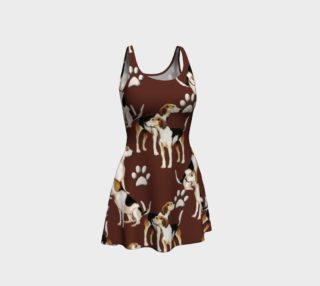 Hounds dress preview
