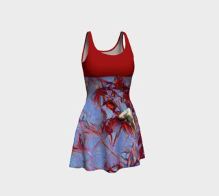 Lost Bird Dress - Red preview