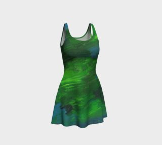 Earthbound Flare Dress preview