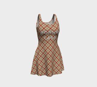 Bonnie Lass Flare Dress preview