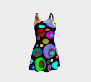 Retro Colorful Ovals preview