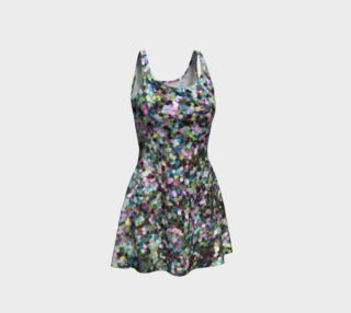 Flare Dress Glitters preview