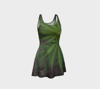 Flower of Life Flare Dress preview