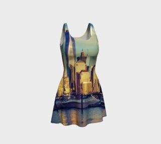 World Trade Center Flared Dress preview