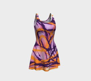 Sunset Twilight Flare Dress preview