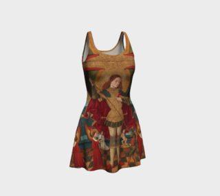 Aperçu de Marrano - Flare dress