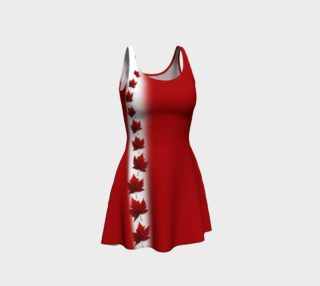 Canada Dress Canada FLag Dresses preview