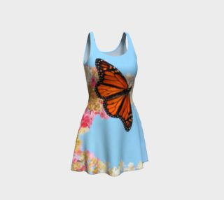 Aperçu de Monarch Butterfly Blue Sky