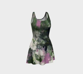 Pixie Flowers Flare Dress preview