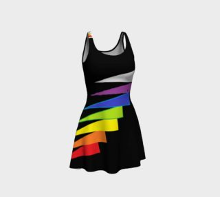 Chakras Flare Dress preview