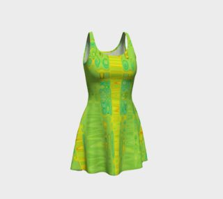 Sunshine Flare Dress preview