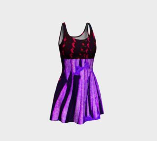 Cypress Violet Flare dress  preview