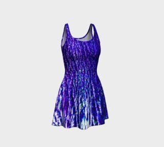 Oak Blue Flare Dress preview