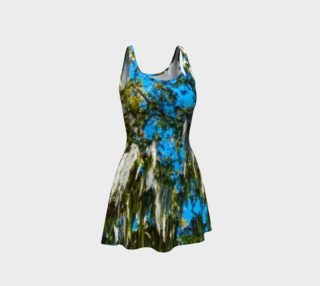 Spanish Moss Flare Dress preview