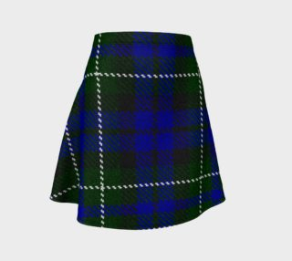 MacNeil of Colonsay Tartan Flare Skirt preview