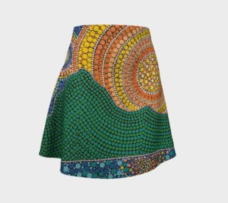 Sunrise Flare Skirt preview