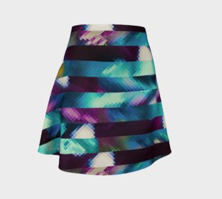 Blurred Vision Flare Skirt preview