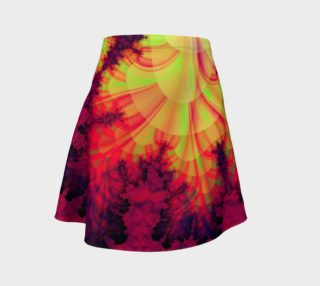 Spreading Blob Flare Skirt preview