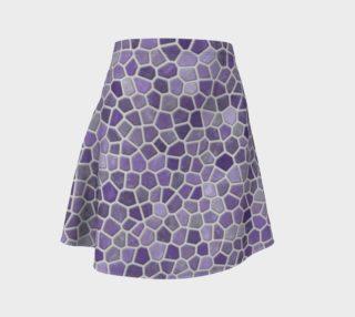 Lavender Faux Mosaic preview