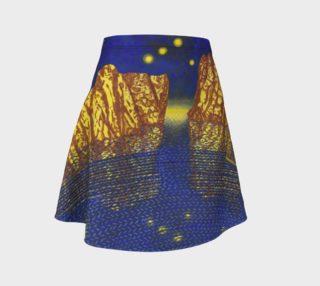 Orion's Belt Flare Skirt preview