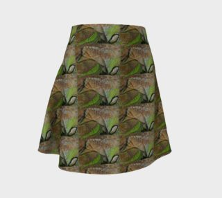 Iguana Skin Skirt preview