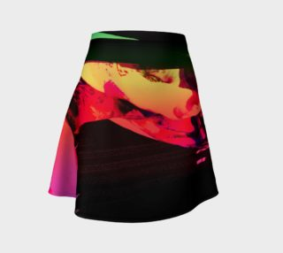 It All Starts Somewhere Flare Skirt preview