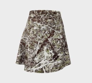 CR What Lies Within Flare Skirt preview