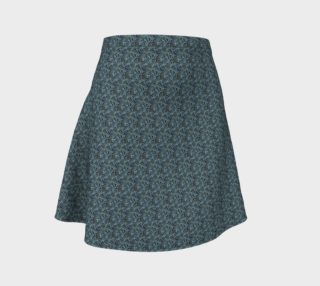 Aperçu de Confusion Setting In Flare Skirt