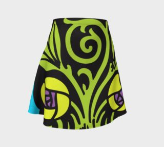 Bold and Beautiful Flare Skirt preview