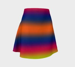 Aperçu de Sunset Flare Skirt