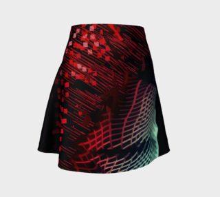 Virus Skirt preview
