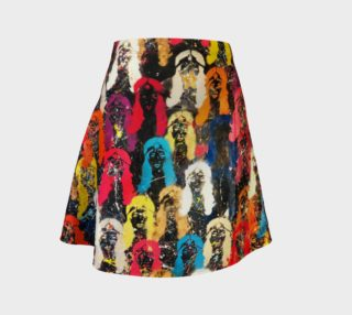 Links Without A Chain Flare Skirt preview