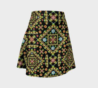 Cottage Garden Flare Skirt preview