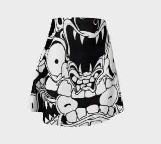 Monster Skirt (Flare) preview