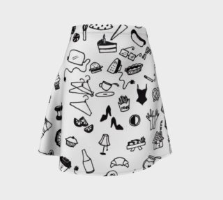 Odds and Ends Skirt (Flare) preview
