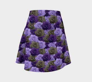 Roses Flare Skirt preview