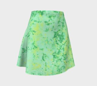 Glitchy File Skirt preview