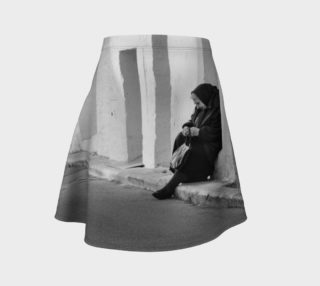 Utterly Italy Alberobello Woman Flare Skirt preview